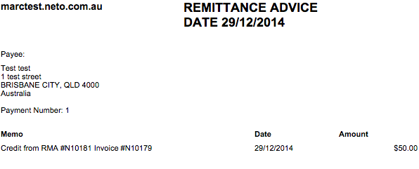 Accessing Remittance Advice Docs Via FTP  Payment Advice Slip