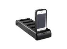 5-bay drop-in charger for Linea Pro 6 to suit Rugged Case
