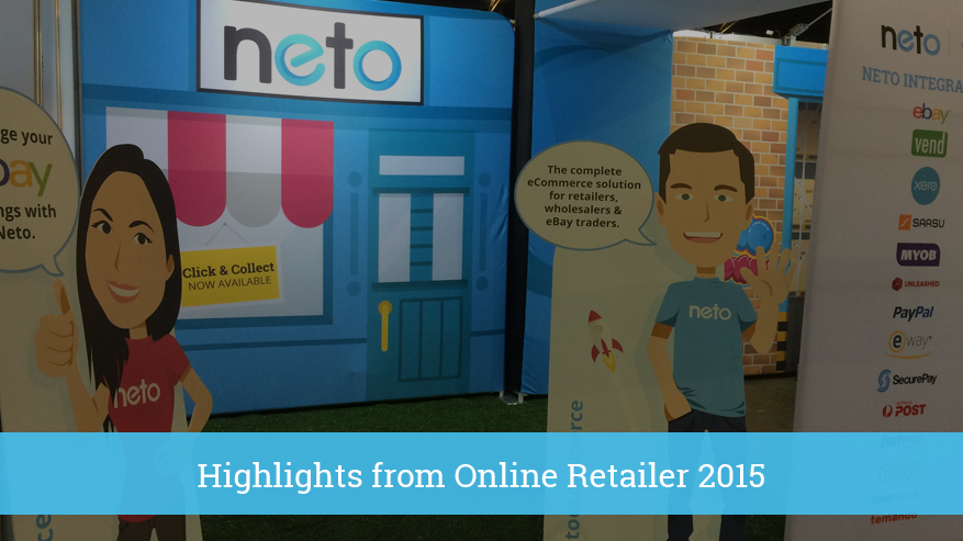 Highlights from Online Retailer 2015